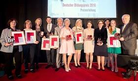 Gewinner Deutscher Bildungspreis 2016