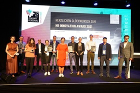 Gewinner HR Innovation Award 2021