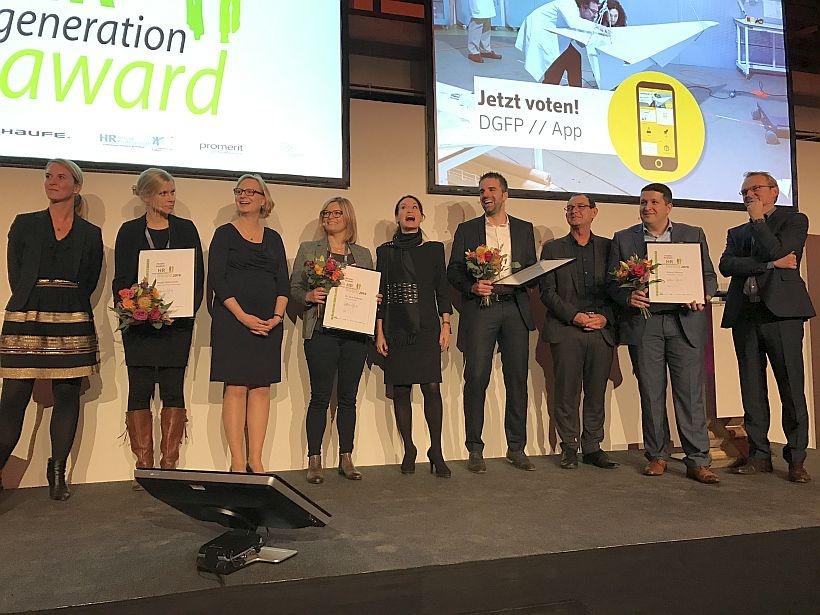 HR Next Generation Award: Finalisten seit 20019 | Personal | Haufe