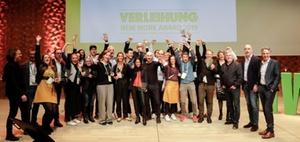 New Work Award: Auszeichnung der besten Initiativen
