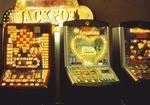 Spielautomaten in Spielsalon