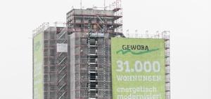 Bremen: Gewoba-Hochhaus wird klimafreundlicher