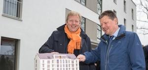 Klimaschutz: Passivhausprojekt in Bremen-Findorff fertiggestellt