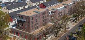 Nachhaltiger Wohnungsbau: NaWoh-Siegel für Gewoba und Howoge