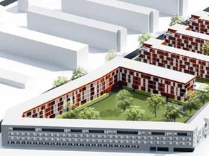 Richtfest für 109 neue Wohnungen in München-Ramersdorf