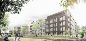 Gewofag baut 650 Wohnungen im Prinz-Eugen-Park in München