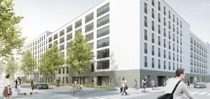 München: Gewofag baut im Stadtquartier am Südpark