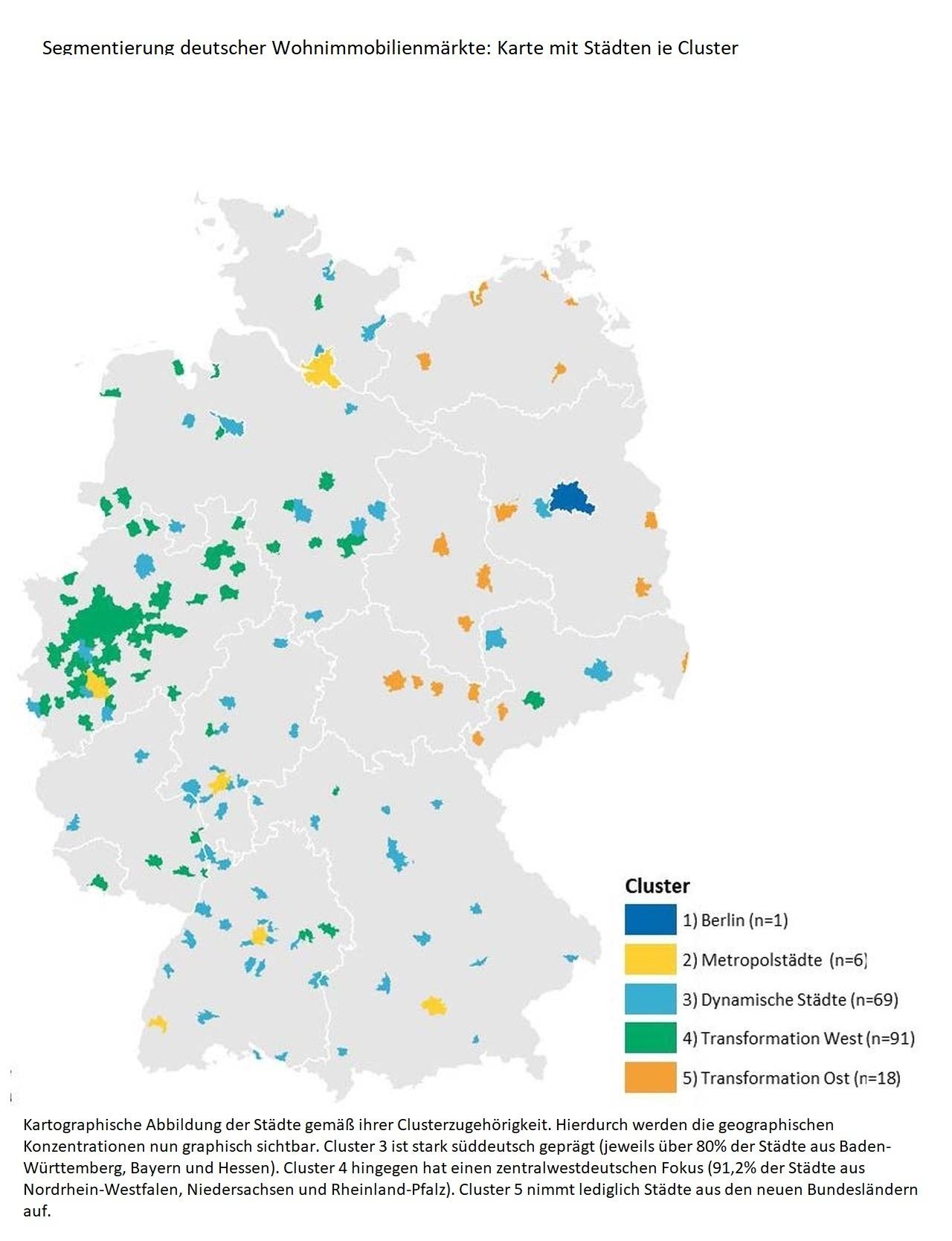 Niedersachsen Karte Mit Städten.Gif Studie Klassifizierung In Abcd Städte überholt Immobilien Haufe