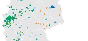 gif-Studie: Klassifizierung in ABCD-Städte überholt