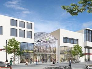 ECE managt Glacis-Galerie in Neu-Ulm