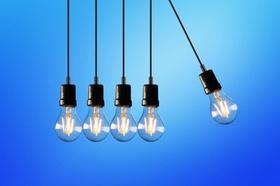 Glühbirnen Energie sparen