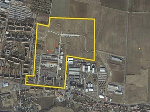 Projekt: Mühlhausen: Görmar-Kaserne wird zum Gewerbegebiet