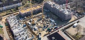 Projekt: Neuland baut 68 Wohnungen im Wolfsburger Goethepark