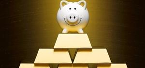Gold Bullion Securities Inhaberschuldverschreibungen