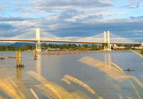 Golden Ears Bridge Kanada Bilfinger RE