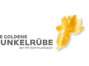 Goldene Runkelrübe 2013 für schlechte HR-Kommunikation