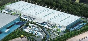 Duisburg: Goodman baut Logistikzentrum für NGK Spark Plug Europe