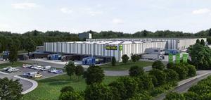Goodman baut Metro-Logistikzentrum für 200 Millionen Euro