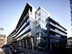 340 m² im Medienhafen Düsseldorf neu vermittelt