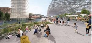 Elbphilharmonie-Architekten gestalten Hamburg-Grasbrook
