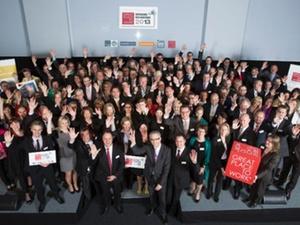 Preisverleihung: Deutschlands Beste Arbeitgeber 2013
