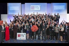 Great Place to Work Top 100 Preisverleihung 2014