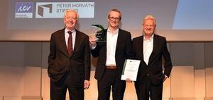 CO2-Steuerung von Porsche erhält Green Controlling-Preis