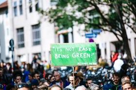 Green Deal Klimawandel Demo