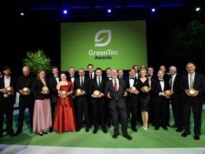 GreenTec Awards 2015 mit Kategorie Bauen & Wohnen