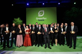 GreenTec Awards 2014 Preisträger