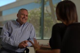 Interview mit Greg Pryor: