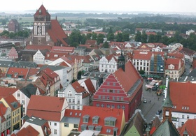 Greifswald Innenstadt