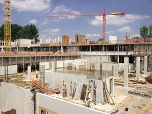 Bauleistungen und Gebäudereinigungsleistungen