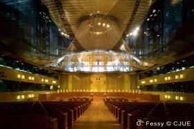 Großer Sitzungssaal des EuGH