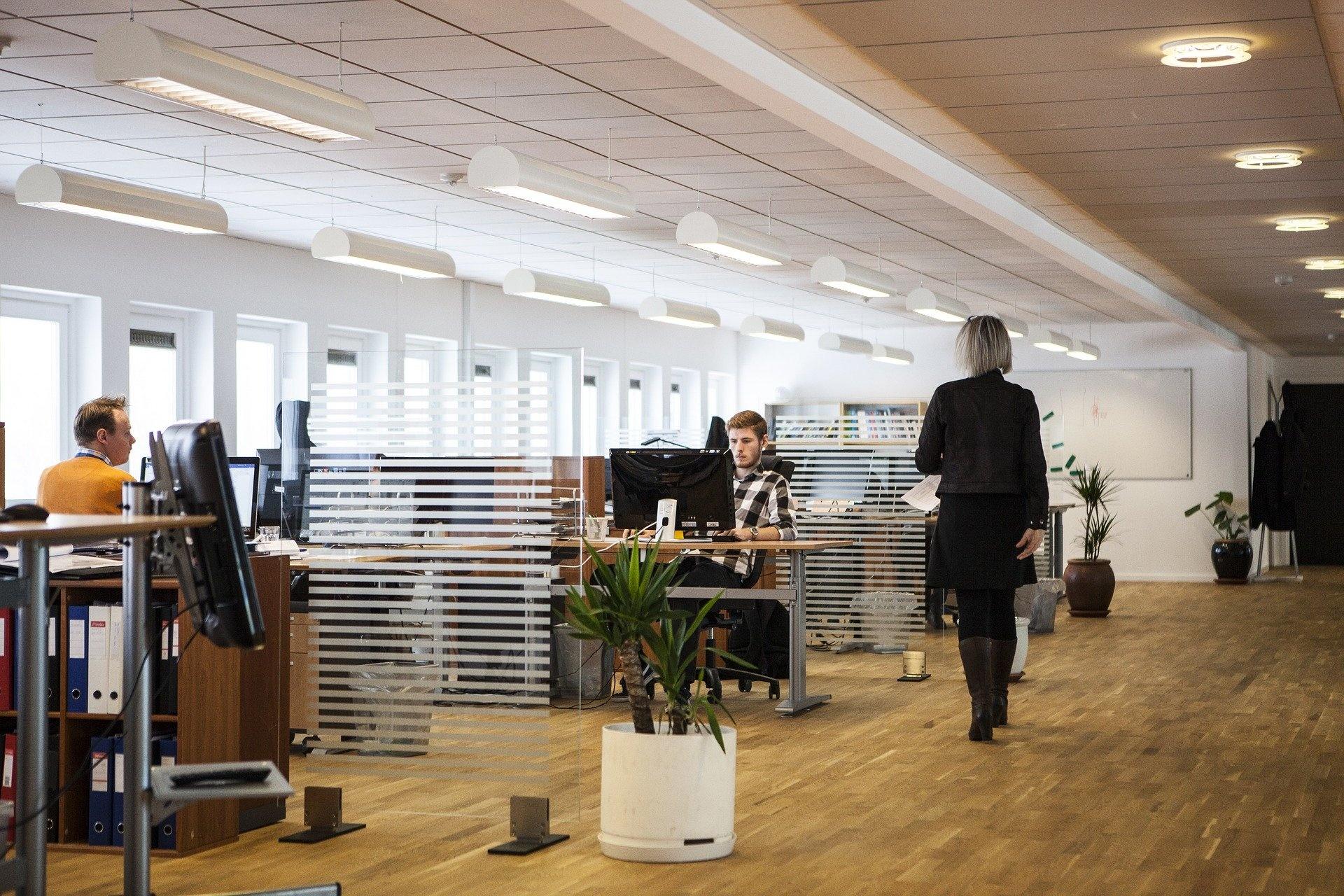 Arbeitgeber Darf Weisung Zum Umzug In Ein Grossraumburo Erteilen Personal Haufe
