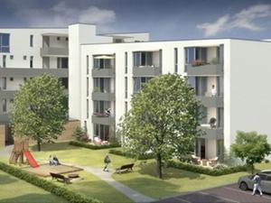 Neubau: Barrierefreies Mehrfamilienhaus Bremerhaven