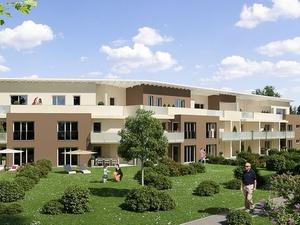 Projekt: GSW Sigmaringen baut 121 Wohnungen in Augsburg