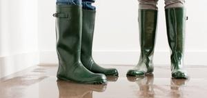 Hochwasser: Das Finanzamt hilft
