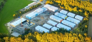 Flüchtlinge: GVE baut Erstaufnahmeeinrichtung in Essen