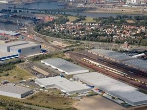 Deka-Fonds kauft Logistikprojekt im GVZ Bremen