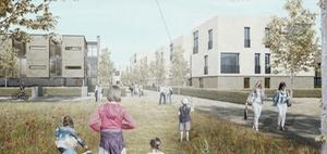 Projekt: Kassel bekommt neues Wohnquartier am Eichwald