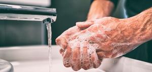 Hauterkrankungen vermeiden: Empfehlungen zu Handhygiene