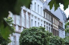 Häuser denkmalgeschützt