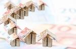 Euro, Häuser, Investition, Immobilien