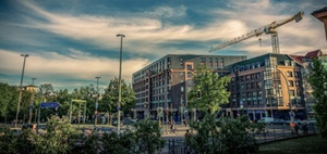 Berlin: Umsatz mit Baugrundstücken für Wohnungsbau bricht ein