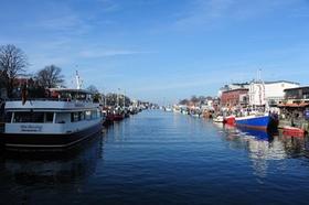 Hafen Rostock Warnemünde