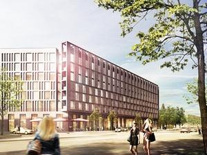 Baugemeinschaft um ECE entwickelt Stadtquartier