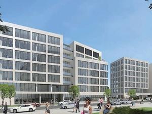 PG Horn bebaut zweiten Bauabschnitt am Hafen Offenbach