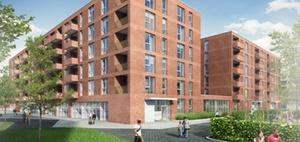 Gewoba und Justus Grosse bauen 200 Wohnungen in Überseestadt