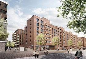 Hamburg-Hammerbrock Wohnungen GWG